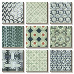 Pattern Patch II by Vision Studio