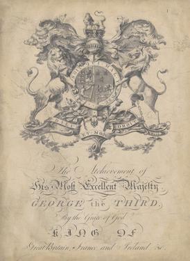 Peerage of England I by Vision Studio
