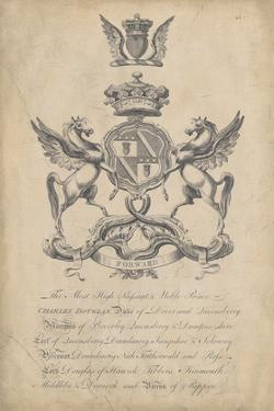 Peerage of England IV by Vision Studio
