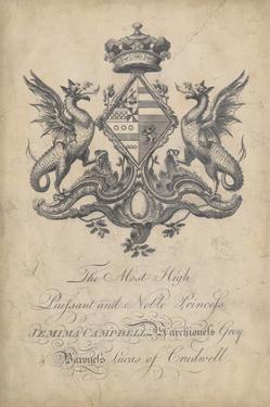 Peerage of England V by Vision Studio