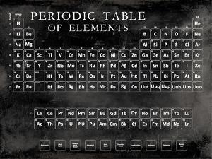 Periodic Table by Vision Studio