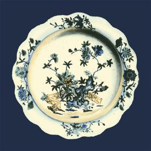 Porcelain Plate I by Vision Studio