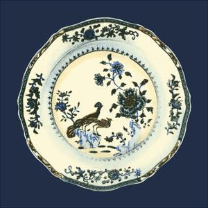 Porcelain Plate IV by Vision Studio