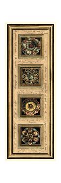 Rosette Panel I by Vision Studio