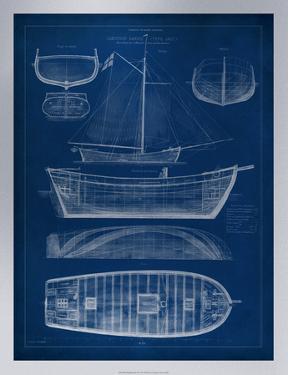 Ship Blueprint II by Vision Studio
