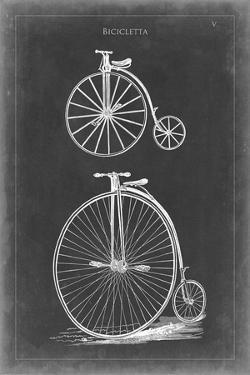 Vintage Bicycles I by Vision Studio