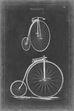 Vintage Bicycles II by Vision Studio