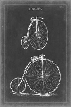 Vintage Bicycles II by Vision Studio