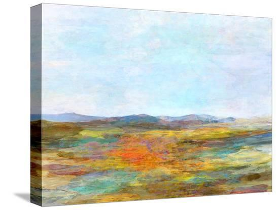 Visions I-Michael Tienhaara-Stretched Canvas