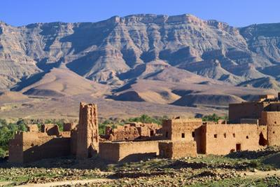 Kasbah in Atlas Mountain by Visions Of Our Land