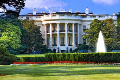 White House by Visions Of Our Land