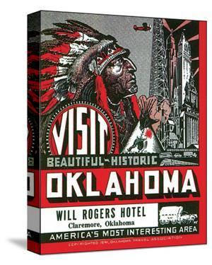 Visit Beautiful Historic Oklahoma