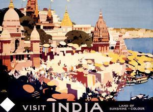 Visit India by Rail