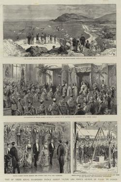 Visit of their Royal Highnesses Prince Albert Victor and Prince George of Wales to Dublin