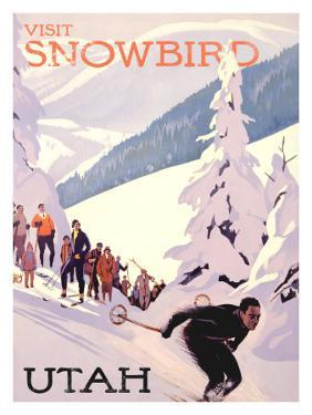Visit Snowbird, Utah