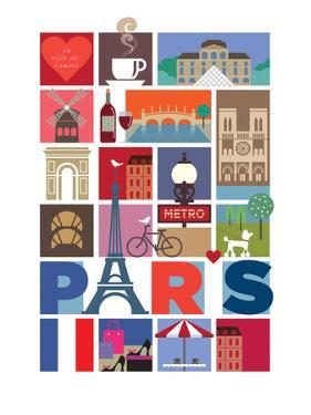 Paris by Visual Philosophy