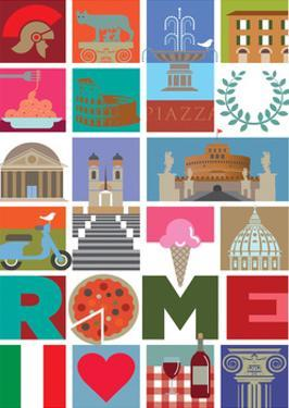 Rome by Visual Philosophy