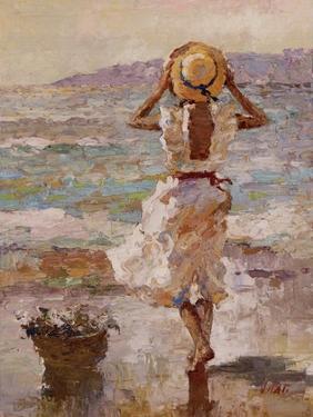 Seaside Summer I by Vitali Bondarenko