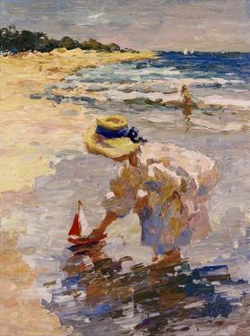 Seaside Summer II by Vitali Bondarenko