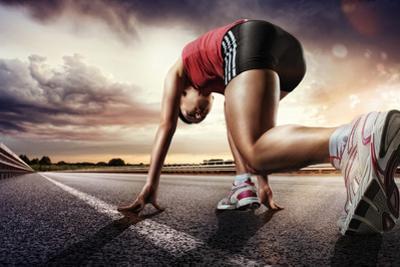 Sport. Runner. by vitaliy_melnik