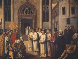 Stories of St. Ursula by Vittore Carpaccio