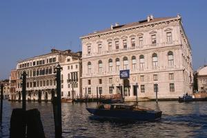 Grassi Palazzo, Venice by Vittoriano Rastelli