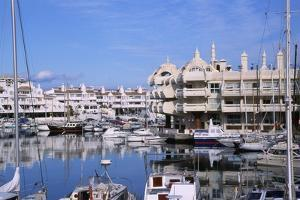Marbella Marina by Vittoriano Rastelli