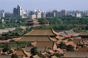 Old and New Buildings of Beijing by Vittoriano Rastelli