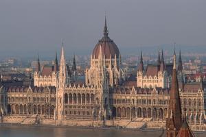 Parliament Building, Budapest by Vittoriano Rastelli