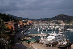 Porto Ercole, Tuscany by Vittoriano Rastelli