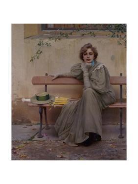 Dreams, 1896 by Vittorio Corcos