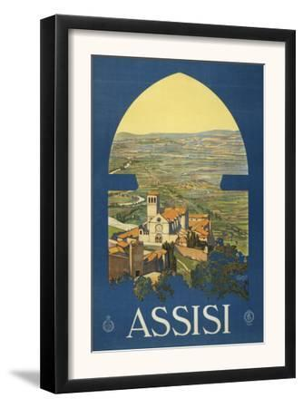 Assisi, c.1920
