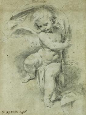 An Angel by Vittorio Maria Bigari