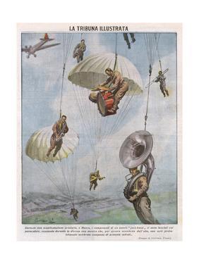 Parachute by Vittorio Pisani