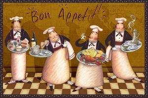 Bon Appetit by Viv Eisner
