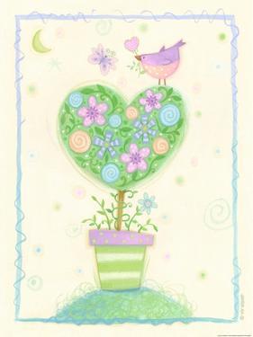 Heart Tree by Viv Eisner