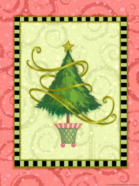 Holiday Tree 2 by Viv Eisner