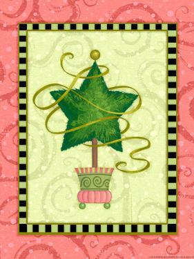 Holiday Tree 4 by Viv Eisner