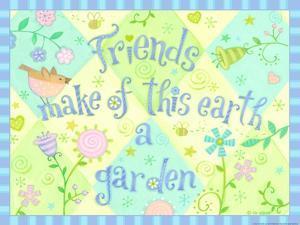 Sayings 1 Friends by Viv Eisner