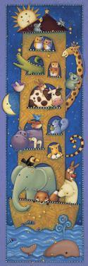 The Five Story Ark by Viv Eisner
