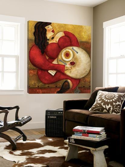 Viva La Pasta-Aline Gauthier-Loft Art