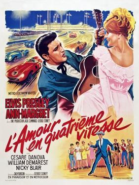 Viva Las Vegas (aka L'Amour En Quatrieme Vitesse)