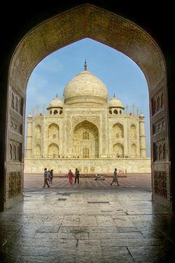 Indian Wonder by Viviane Fedieu Daniel