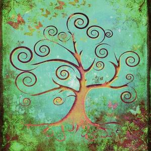 Tree of Life by Viviane Fedieu Daniel