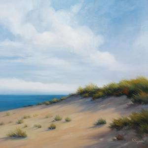 Shoreline Marshes I by Vivien Rhyan