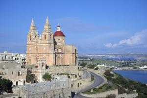 Church of Our Lady of Mellieha, Malta by Vivienne Sharp