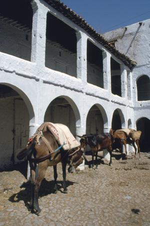 Fondouk, Chefchaouen, Morocco