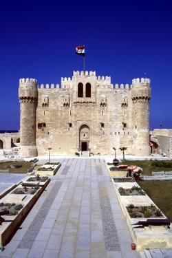 Fort Qaitbey, Alexandria, Egypt by Vivienne Sharp