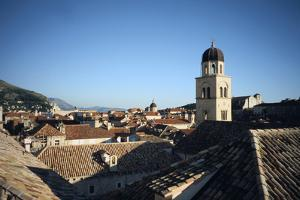 Old Town, Dubrovnik, Croatia by Vivienne Sharp