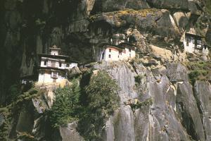 Tigers Nest Monastery, Bhutan by Vivienne Sharp